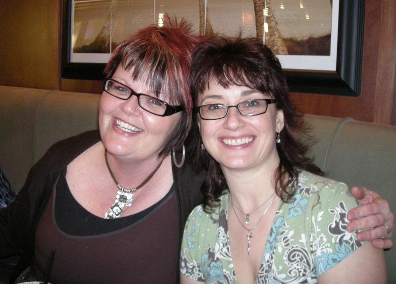 Vicki and di