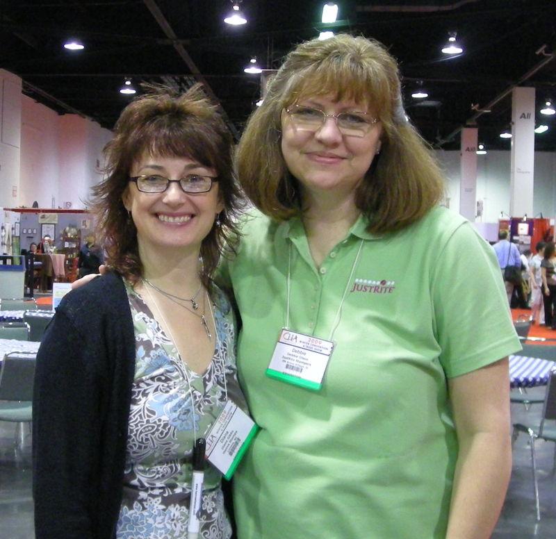 Debbie and di