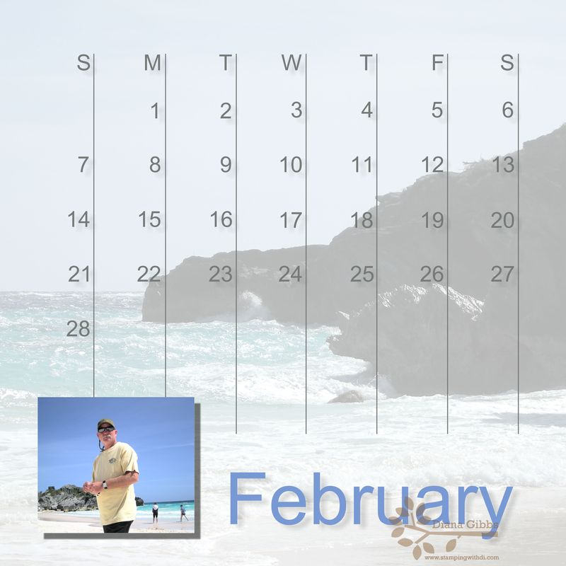 February 2010 month