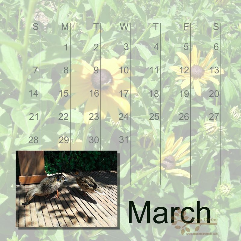 March 2010 month
