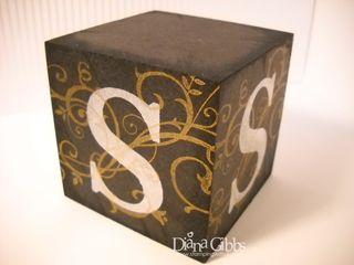 Diana S block