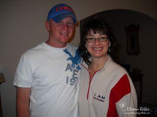 Bobby and diana