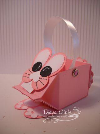 Elizabeth bunny side