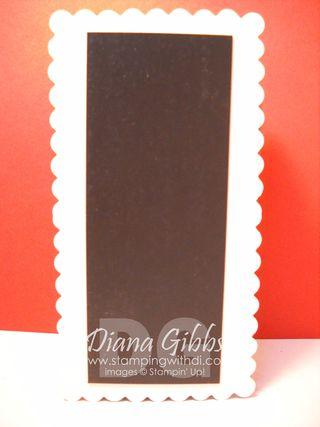 Diana Gibbs 2011 owl calendar back