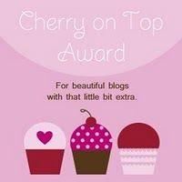 Cherry On Top Award-1