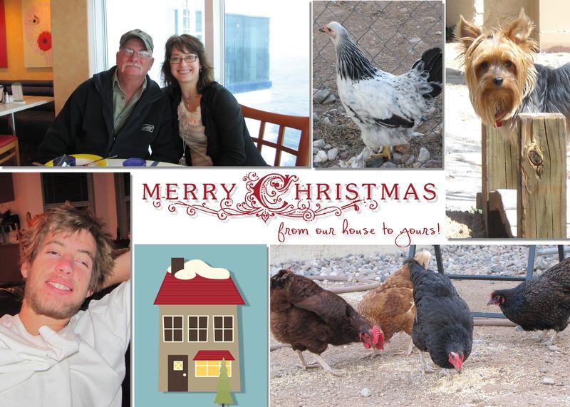 Christmas Blog Card 2011
