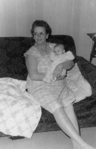 Aunt Thelma & I