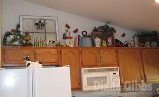 Kitchen cabinet makeover 005 copy