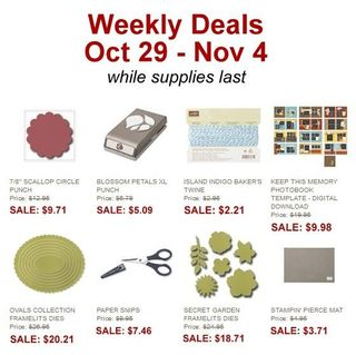 Weekly deal 5
