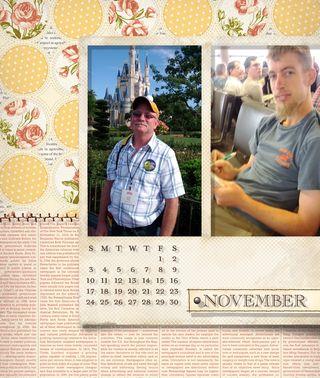2013 Calendar for Desk-023