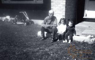 Poppa, Diana and Jacqui