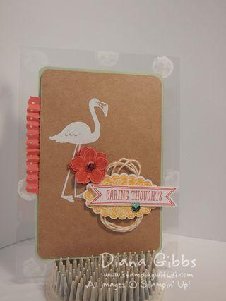 Mimeograph Monday Flamingo Lingo Tari Lochhead full