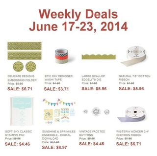 Weekly deal june 17