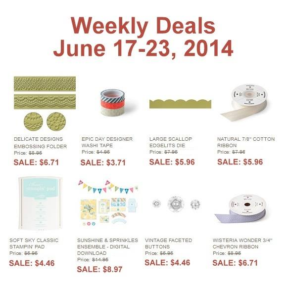 Weekly deal june 17