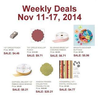 Weekly 11 11 2014