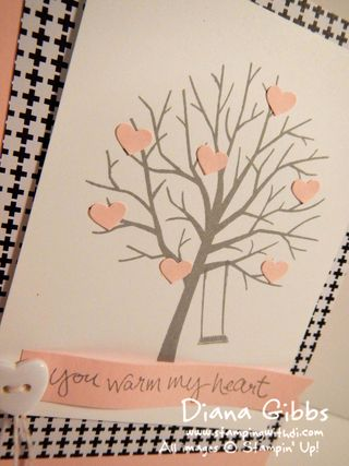 Sheltering Tree Diana Gibbs Stampin' Up!