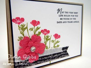 Wild About Flowers Diana Gibbs Stampin' Up!