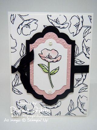 Birthday Blooms Diana Gibbs Stampin' Up! Sandi MacIver tweak copy