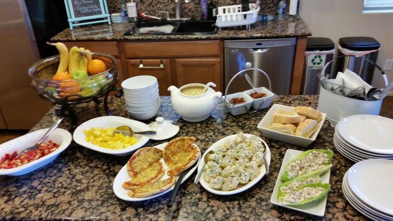 Retreat lunch 2016