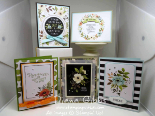 Hello Lovely PDF Class Diana Gibbs Stampin' Up!