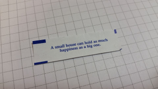 Eric's little house fortune