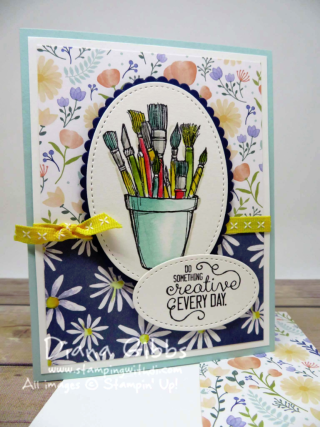Crafting Forever card for sale Diana Gibbs
