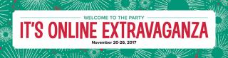 Online Extravaganza 2017 Diana Gibbs