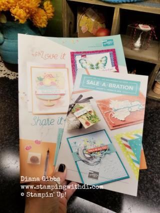 Occasions catalog SAB 2018 Diana Gibbs