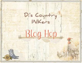 Blog hop button