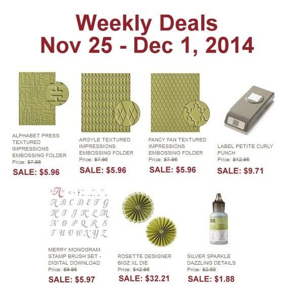 Weekly deals 11 25