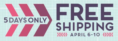 Free Shipping 2015