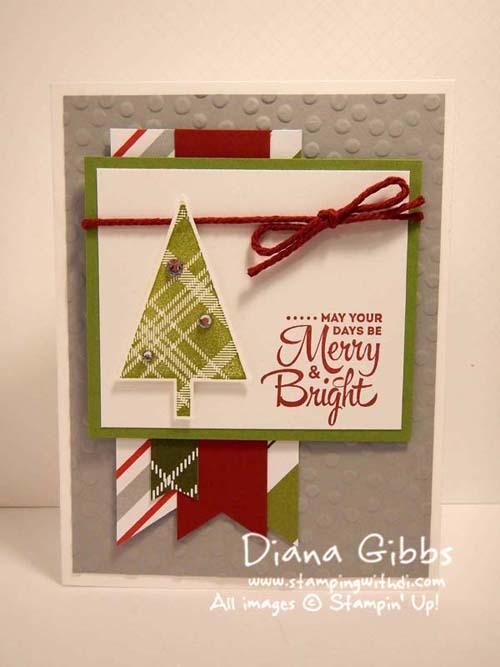 Lots of Joy Stampin' Up! Diana Gibbs Kristin Kortonick case