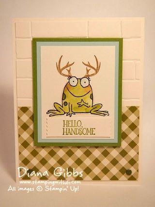 You're Sublime & Wonderland Diana Gibbs Stampin' Up!