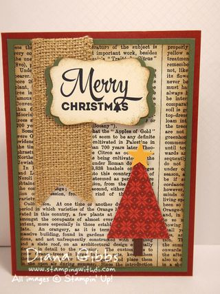 Lots of Joy Stampin' Up! Diana Gibbs