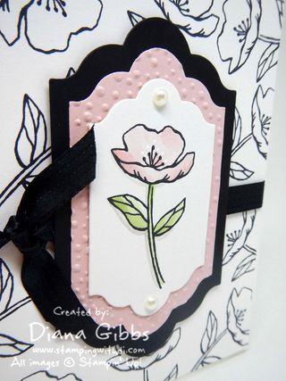 Birthday Blooms Diana Gibbs Stampin' Up! copy
