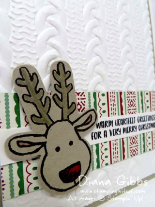 Cookie Cutter Christmas Diana Gibbs Stampin' Up!