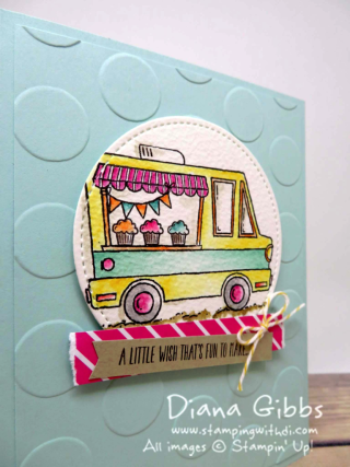 Tasty Trucks Diana Gibbs Stampin' Up!