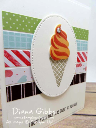 Cool Treats Diana Gibbs Stampin' Up! Feb Class in the Mail
