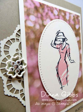 Beautiful You Diana Gibbs Stampin' Up!