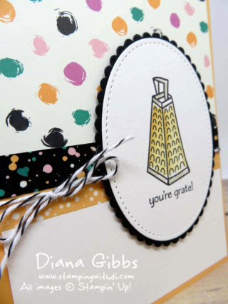 Perfect Mix Diana Gibbs Stampin' Up!