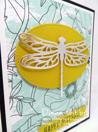 Dragonfly Dreams Diana Gibbs Stampin' Up!