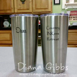 Cups for Country INKers Retreat 2017