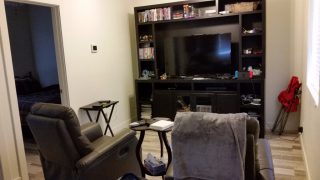 Eric's living room