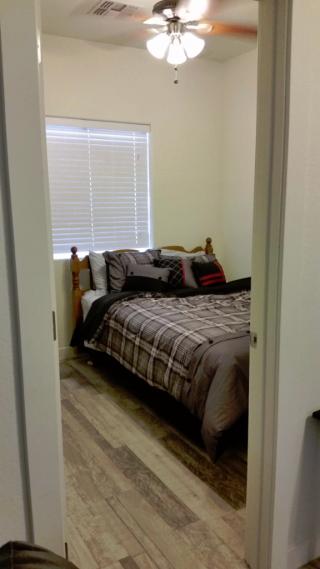Eric's bedroom
