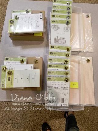 New catalog BINGO prizes Diana Gibbs