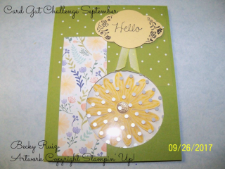 Becky Ruiz card gut challenge Sept