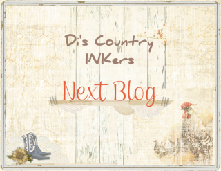 Blog hop button next