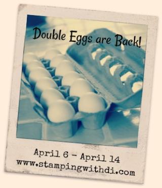 Double Country Dozen Rewards Eggs