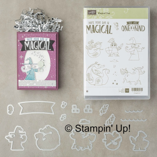 Magical day www.stampingwithdi.com