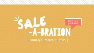 Sale-A-Bration header